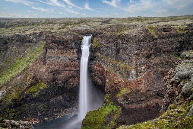 Bilpudi Mavli Mata Waterfall
