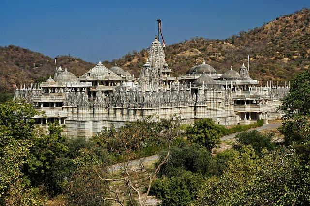 Saputara Hill Station Jain Mandir
