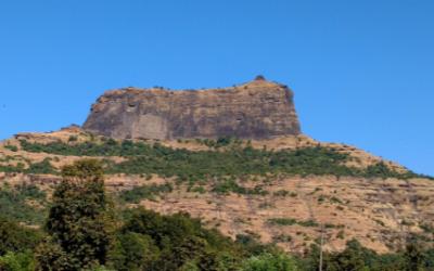 Harihar Fort Nashik ऐतिहासिक किला – हरिहर किले में स्थित मंदिर